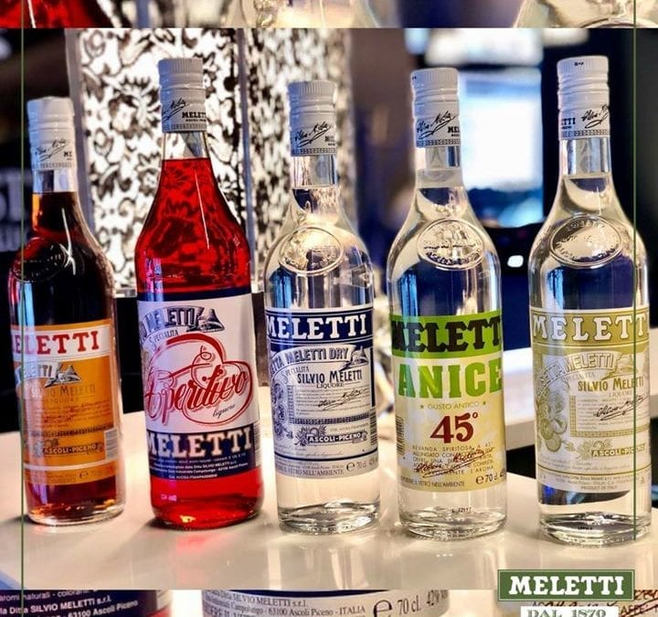 Distillates and liqueurs produced in the Marche region