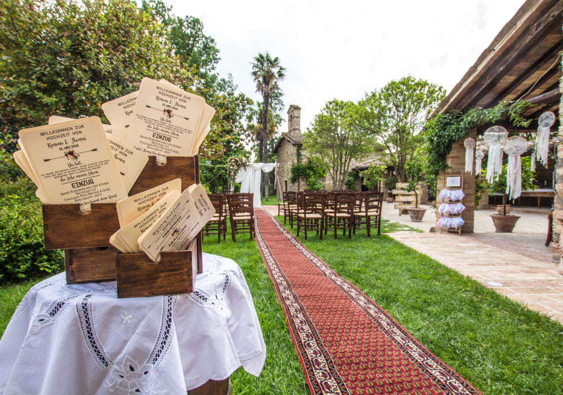 Villa Teloni - Matrimonio nelle Marche