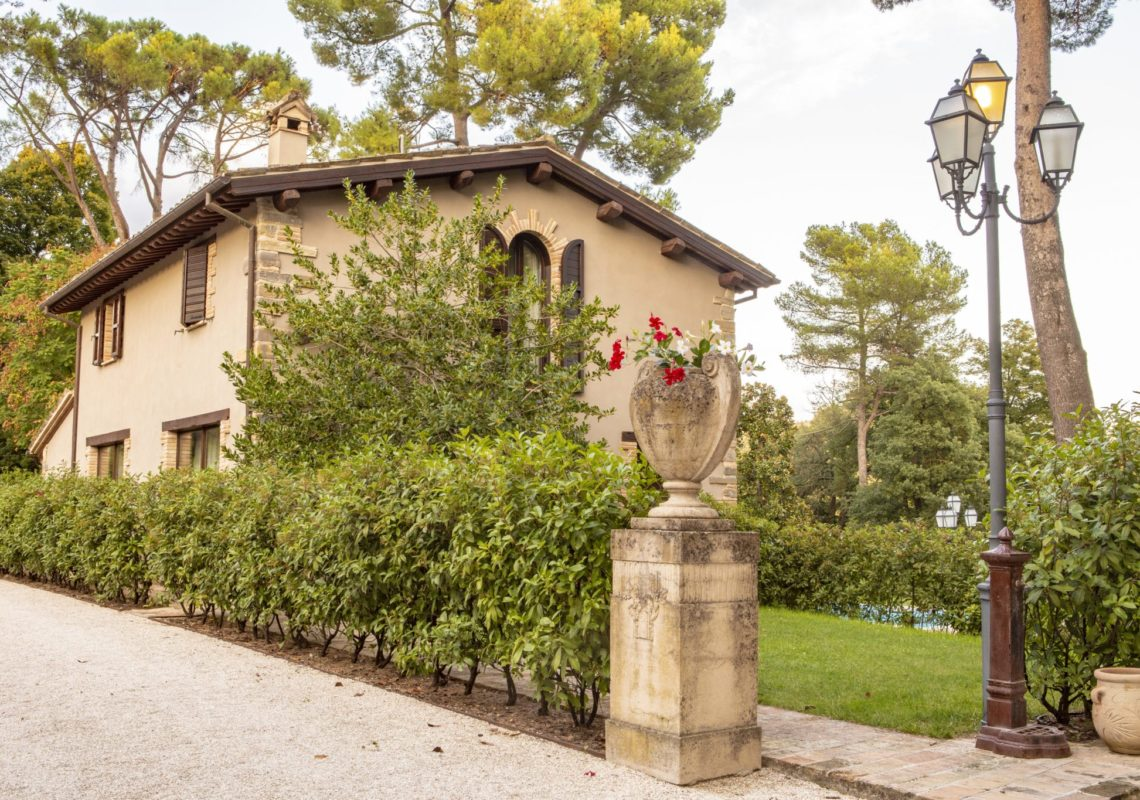 Villa Teloni - Location per matrimoni