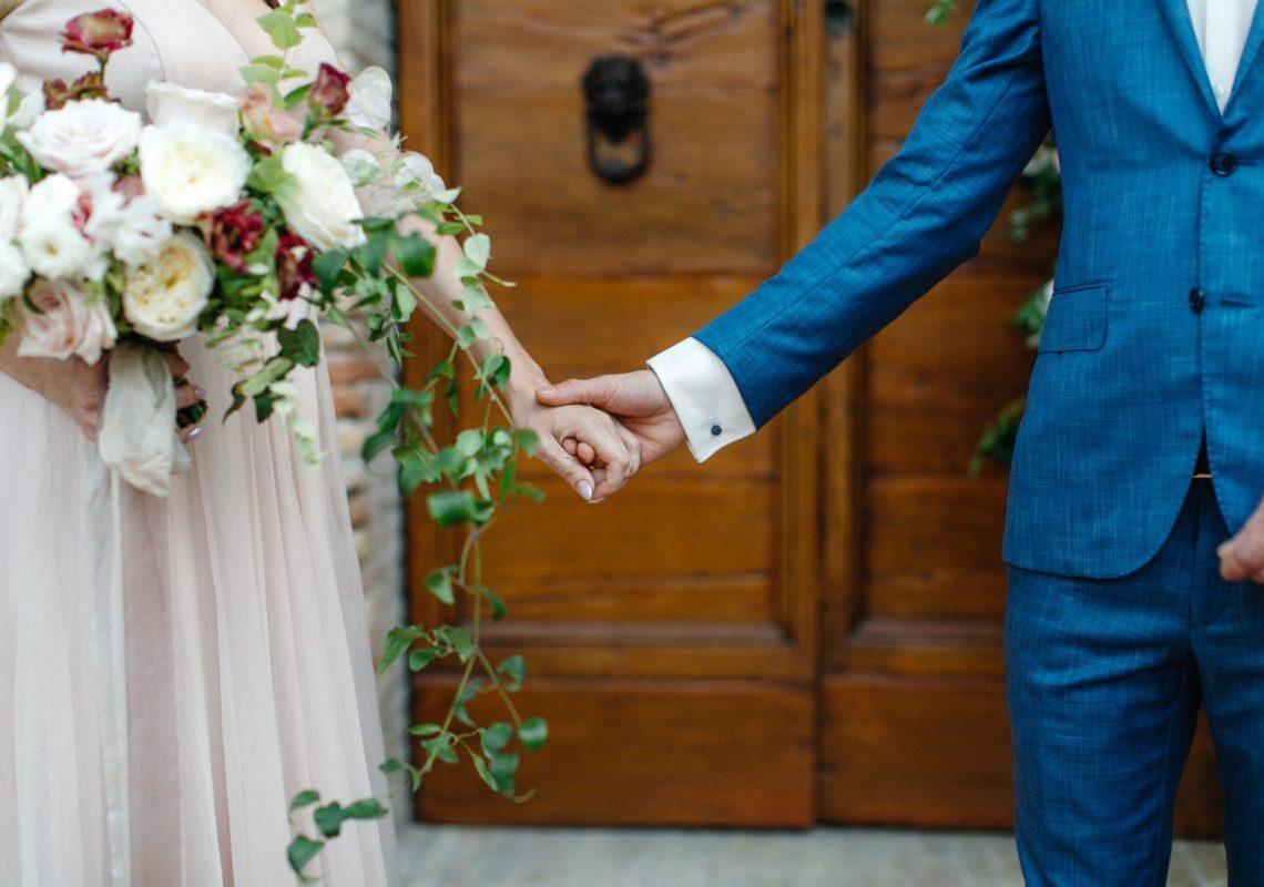 Sposi a Villa Teloni - Location per matrimoni