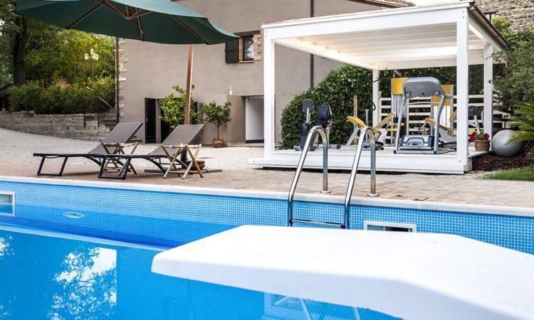 Villa Teloni - Villa con piscina nelle Marche